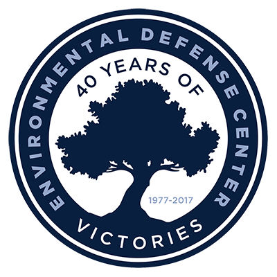 Environmental Defense Center logo 2017