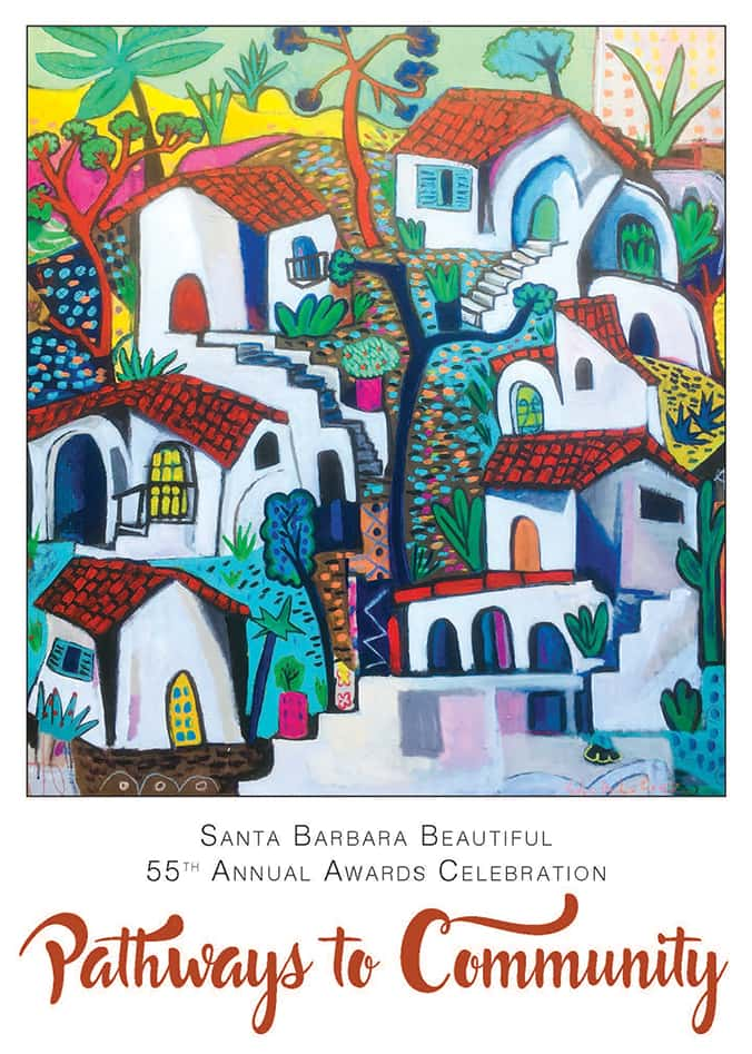 Pathways to Community Santa Barbara Beautiful 2019 Awards Ceremony