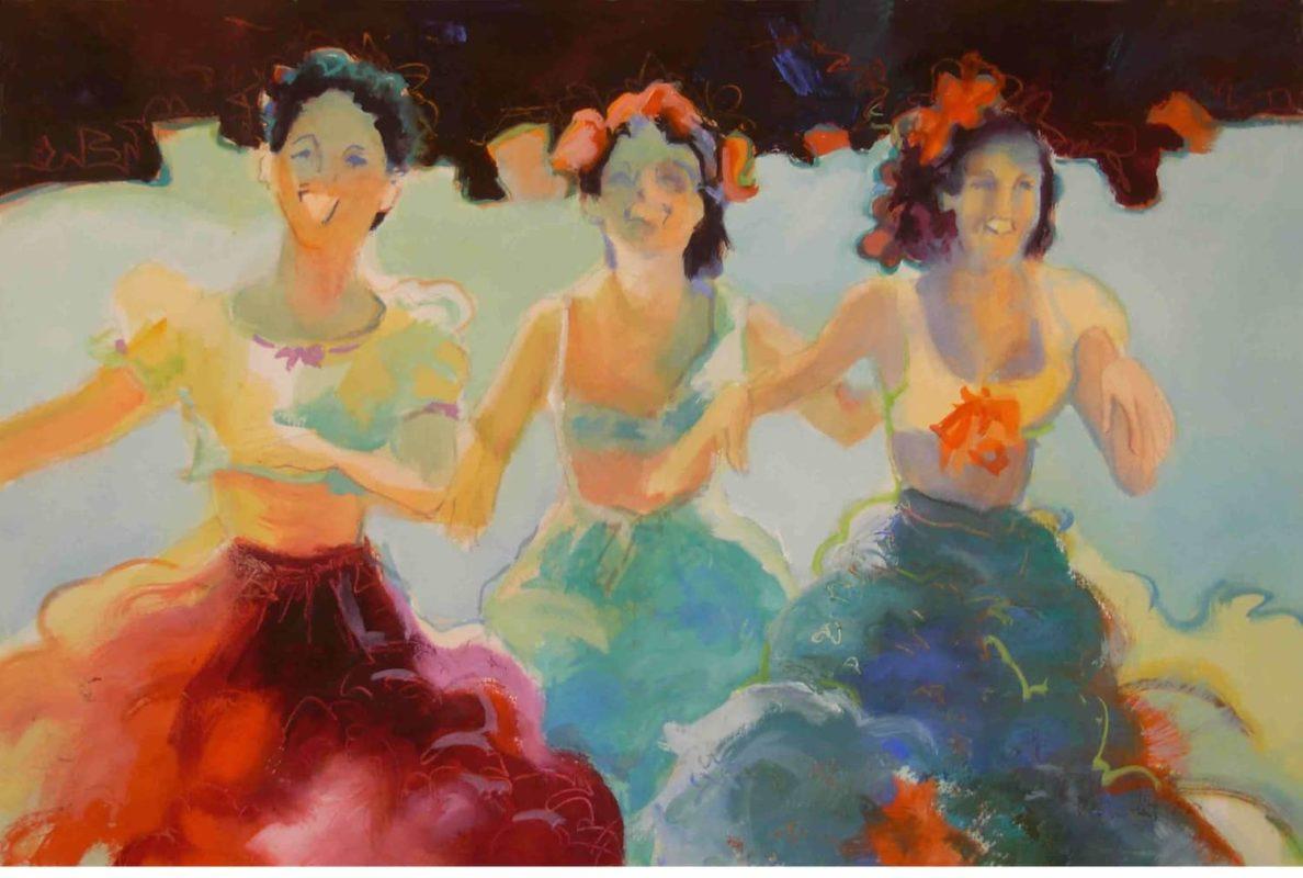 Trio con brio Santa Barbara Beautiful Grants program